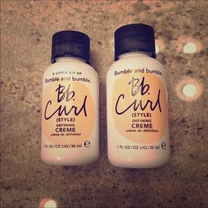 Bumble and Bumble Curl Creme Trial Travel Size